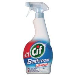 Cif Bathroom Ultrafast 450ml