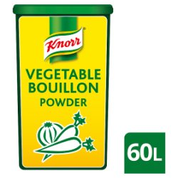 Knorr Vegetable Bouillon Powder 1.2kg
