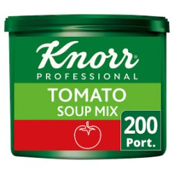 Knorr 123 Tomato Soup 200 Portions