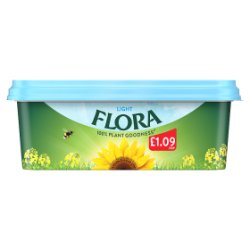 Flora Light Spread 250g
