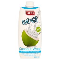 UFC Refresh Coconut Water 500ml