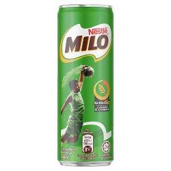 Milo ACTIV-GO Chocolate Flavoured Malt Milk Drink Can 240ml