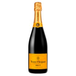 Veuve Clicquot Yellow Label Brut Champagne 75cl