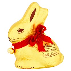 Lindt Gold Bunny Milk Chocolate 100g