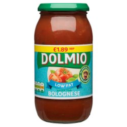 DOLMIO® Sauce for Bolognese Low Fat 500g