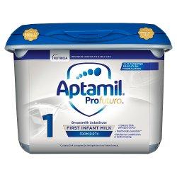 Aptamil Profutura 1 First Baby Milk Formula From Birth 800g