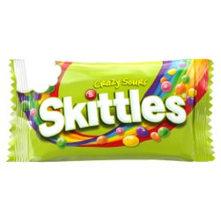 Skittles Crazy Sours 55g