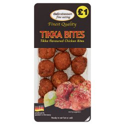 Delicatessen Fine Eating Tikka Bites 200g