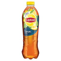 Lipton Ice Tea Lemon Flavoured Still Soft Drink 1.25L