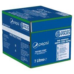 Pepsi Postmix Syrup 7 Litres