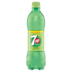 7Up Sugar Free PM £1 Or 2 For £1.70