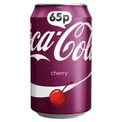 Coca-Cola Cherry PM 65p
