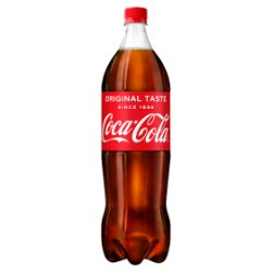 Coca-Cola Original Taste 1.5L PMP £1.99 or 2 for £3.30