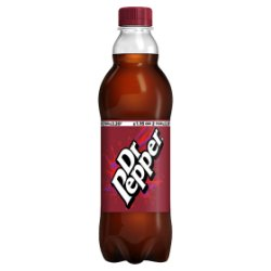 Dr Pepper 500ml PM £1.15 or 2 for £2.20