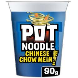Pot Noodle Chow Mein Standard 90g