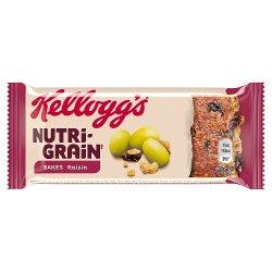 Kellogg's Nutri-Grain Elevenses Raisin Bakes 45g