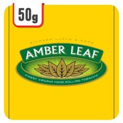 Amber Leaf 50g Rolling Tobacco