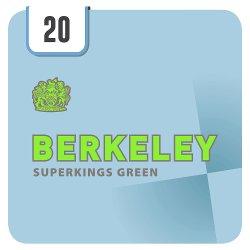 Berkeley Superkings Green 20 Cigarettes