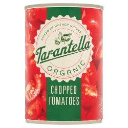 Tarantella Organic Chopped Tomatoes 400g