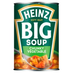 Heinz Big Soup Chunky Vegetable 400g