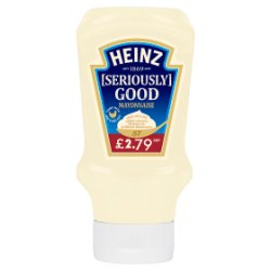 Heinz Seriously Good Mayonnaise 395g