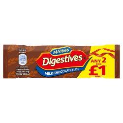 Mcv Choc Digestive Slice 2/GBP1