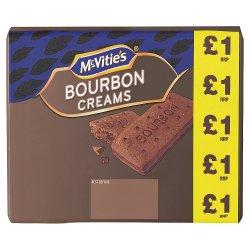 McVitie's Bourborn Cream Biscuits 300g