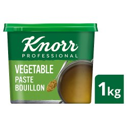 Knorr Gluten Free Vegetable Paste Bouillon 1kg