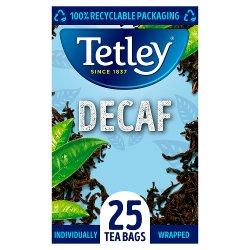 Tetley Decaf Tea Bags x25