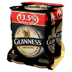 Guinness Original 4 x 500ml