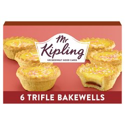 Mr Kipling 6 Trifle Bakewells
