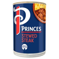 Princes Stewed Steak in a Rich Meaty Gravy 392g