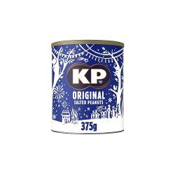 KP Original Salted Peanuts Tin 375g
