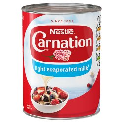 Carnation Light Evaporated Milk 410g