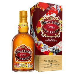 Chivas Regal Extra Blended Scotch Whisky 70cl