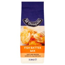 McDougalls Fish Batter Mix 3.5kg
