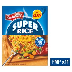 Batchelors Super Rice Chicken Flavour 90g