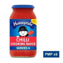 Homepride Chilli 450g