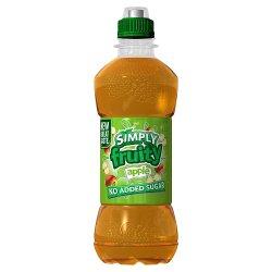 Simply Fruity Apple Juice Drink 12 x 330ml