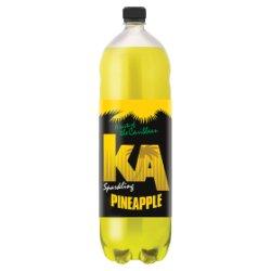 KA Sparkling Pineapple 2L Bottle