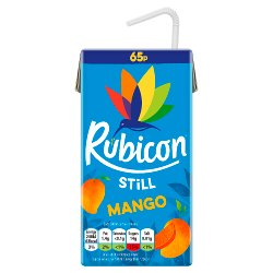 Rubicon Mango Exotic Juice Drink 288ml