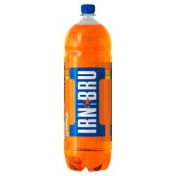 IRN-BRU 2 Litre Bottle, PMP £1.29