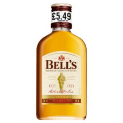 Bell's Whisky 20cl PMP £5.49