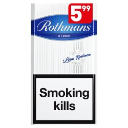 Rothmans Superking Value Blue GBP5.99