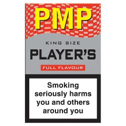 Players King Size GBP5.99