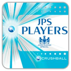 Jps Players Kingsize Crushball