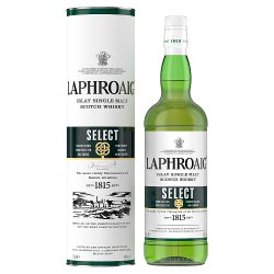 Laphroaig Islay Single Malt Scotch Whisky Select 700ml