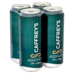 Caffrey's Premium Irish Ale 4 x 440ml
