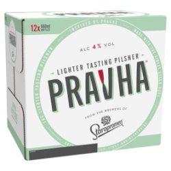 Pravha Premium Pilsner 12 x 660ml