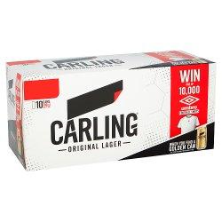 Carling Original Lager 10 x 440ml